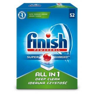 Tabletki do zmywarki All in Regular 52 szt. FINISH CALGONIT