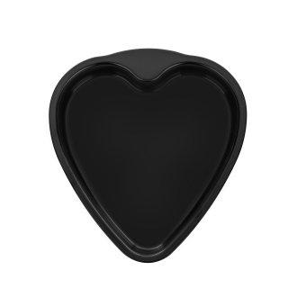 Forma do pieczenia serce Non-Stick czarna ALTOM