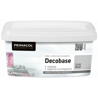 Farba Decobase 1 L Dust D06 UNICELL