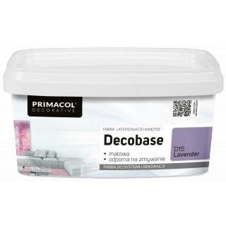 Farba Decobase 1 L Lavender D15 UNICELL