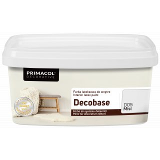 Farba Decobase 1 L Mist D05 UNICELL