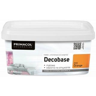 Farba Decobase 1 L Orange D11 UNICELL