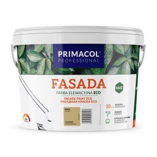 Farba Primacol Fasada Eco Cynamonowy 10L UNICELL