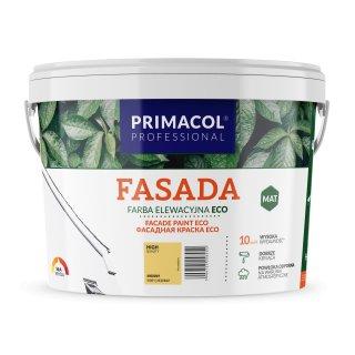 Farba Primacol Fasada Eco Miodowy 10L UNICELL