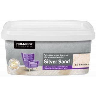 Farba Dekoracyjna Silver Sand 1 L Barcelona S4 UNICELL