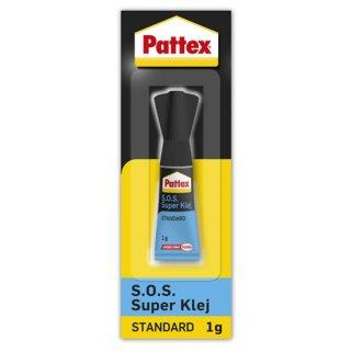 Klej S.o.S 1 g PATTEX