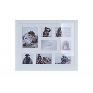 Ramka na zdjęcia biała 41x51cm Narvik STYLER