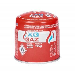 Butla turystyczna kartridż do kuchenki gazowej 190 g, butan/propan