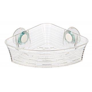 Koszyk łazienkowy zielony Geco BISK