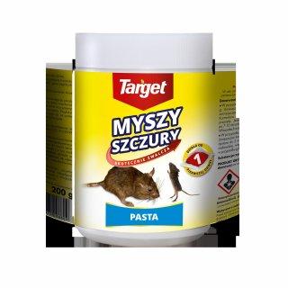Granulat na myszy i szczury Patenrat 200 g TARGET