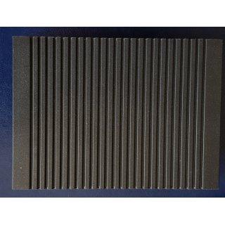 Deska tarasowa szczotkowana 25x140x2400 grafit GAMRAT TRADE