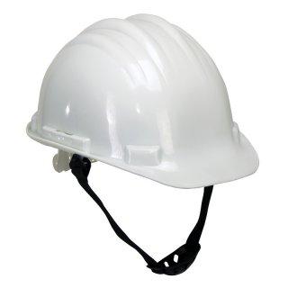 Kask hełm ochronny przemysłowy biały LAHTI PRO