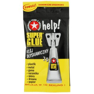 Klej Super Glue 2g PROFAST