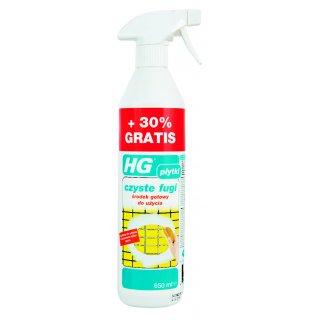 Środek do czyszczenia fug 0,65L HG