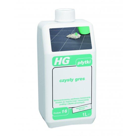 Środek do czyszczenia podłóg gresowych 1 L HG