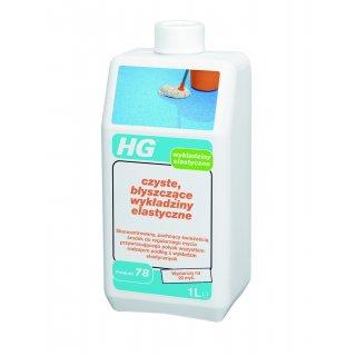 Środek czyszczący do wykładzin elastycznych 1L HG