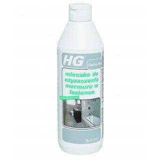 Mleczko do czyszczenia marmuru w łazience 0,5l HG