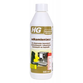 Odkamieniacz do ekspresów kawowych ciśnieniowych 0,5L HG