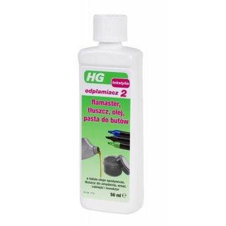 Odplamiacz nr 2 50 ml HG