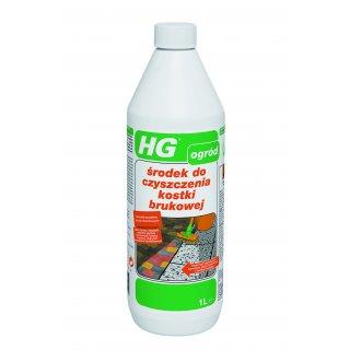 Środek do czyszczenia kostki brukowej 1L HG