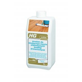 Środek do pielęgnacji olejowanych podłóg drewnianych 1 L HG