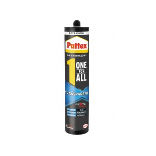Klej One For All Universal bezbarwny 290 g  PATTEX