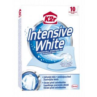Chusteczki do prania intensiv white 10szt