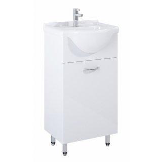 Szafka łazienkowa z umywalką Agawa 45 ELITA