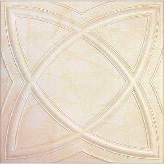 Kaseton X Lambda marmur bez 50x50cm 2m2 DOMSTYL