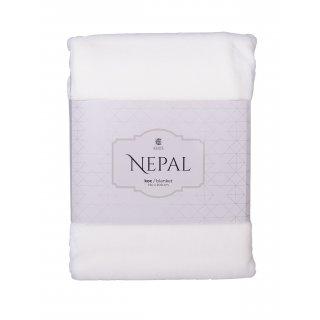 Koc Nepal 150x200 cm ecru BBK