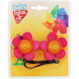 Lampka rowerowa kwiatek baby PROFAST
