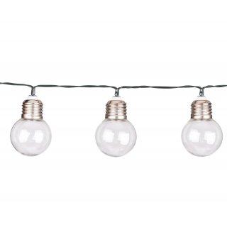 Lampki zewnetrzne solarne białe VOLTENO