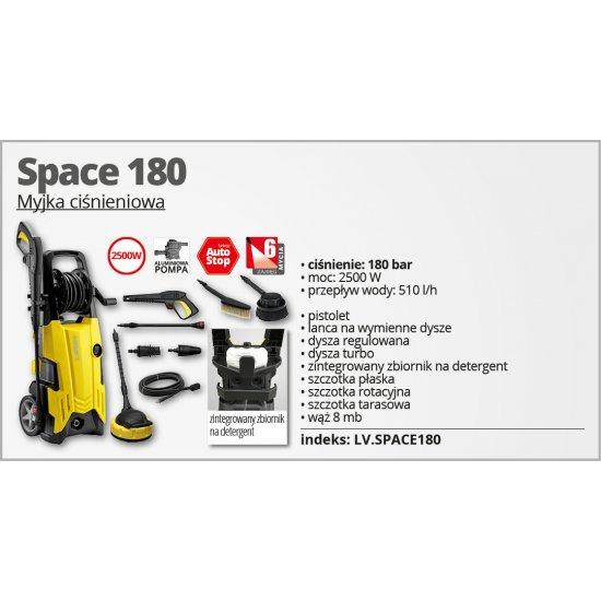Myjka wysokociśnieniowa Space 180 LAVOR