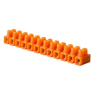 Listwa Zaciskowa Lz12 - 2,5 mm2 Samogasnąca Pa6 ELEKTRO-PLAST