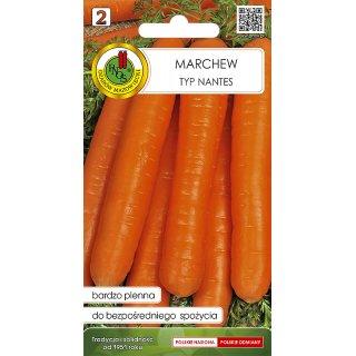 Marchew Jadalna Nantes 3 2 g