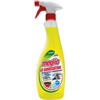 Odtłuszczacz w sprayu Lemon 750 ml MEGLIO