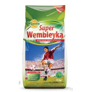 Trawa boiskowa Super Wembleyka 5 kg PLANTA