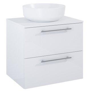 Zestaw mebli łazienkowych Modo 2S 60  Biały z umywalką Lorca