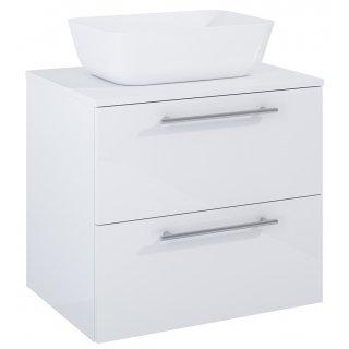 Zestaw mebli łazienkowych Modo 2S 60  Biały z umywalką Reni