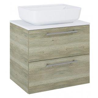 Zestaw mebli łazienkowych Modo 2S 60  Sanremo z umywalką Enzo