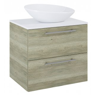 Zestaw mebli łazienkowych Modo 2S 60  Sanremo z umywalką Oxy