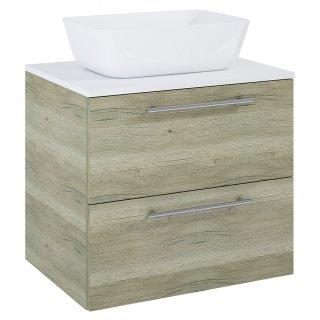 Zestaw mebli łazienkowych Modo 2S 60  Sanremo z umywalką Reni