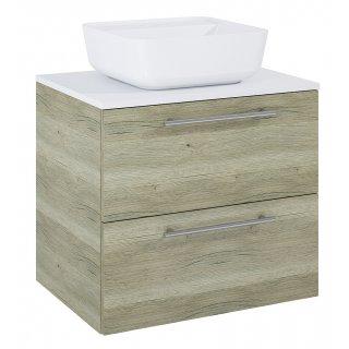 Zestaw mebli łazienkowych Modo 2S 60  Sanremo z umywalką Tonia