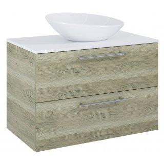 Zestaw mebli łazienkowych Modo 2S 80 Sanremo z umywalką Oxy