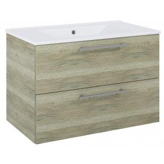 Zestaw mebli łazienkowych Modo 2S 80  Sanremo z umywalką Kyra