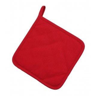 Łapka 18x18 cm bawełna czerwona Monokolor ALTOM