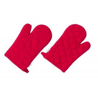 Rękawica 18x28 cm bawełna czerwona Monokolor ALTOM
