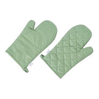 Rękawica 18x28 cm bawełna zielona Monokolor ALTOM