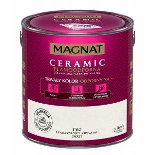 Farba ceramiczna 5 L Alabastrowy kryształ MAGNAT CERAMIC