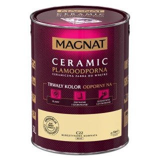 Farba ceramiczna 5 L Bursztynowa komnata MAGNAT CERAMIC
